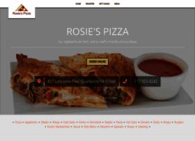 rosiespizzarestaurant.com
