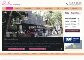 roslinehotel.com