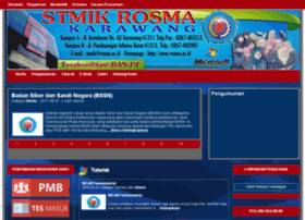 rosma.ac.id