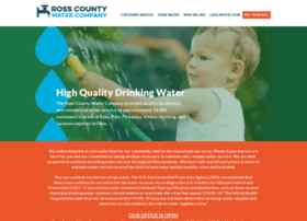 Rosscowater.org