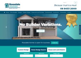 rossdalehomes.com.au