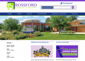 rossfordlibrary.com