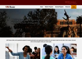 Rossieronline.usc.edu