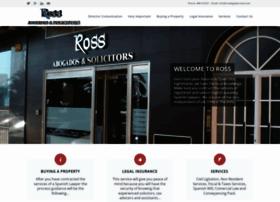 rosslegalservices.com