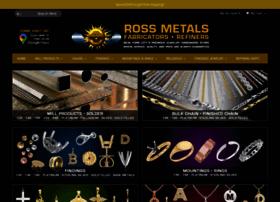 rossmetals.com