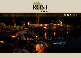rostlandscaping.com