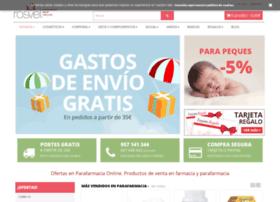 rosvelparafarmacia.com