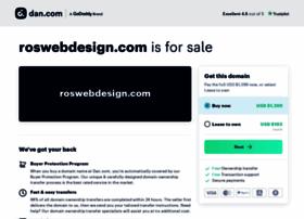 roswebdesign.com