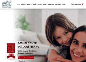 roswelldentalcare.com