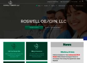 roswellobgyn.org