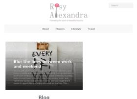 rosyalexandra.com