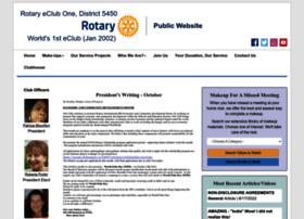 rotaryeclubone.org