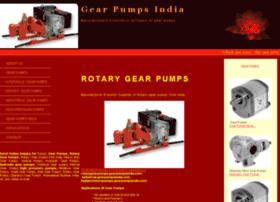 rotarygearpumps.gearpumpsindia.com