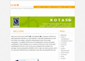 rotas.iium.edu.my