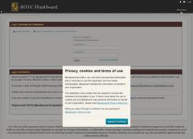 rotc.blackboard.com