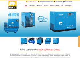 roteckcompressor.com
