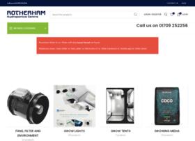 rotherhamhydroponicscentre.co.uk