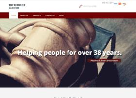 rothrocklaw.com