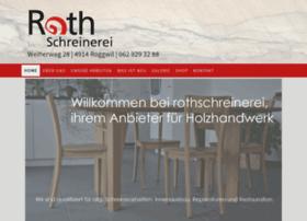 rothschreinerei.ch