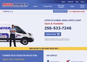 rotorooterhsv.com
