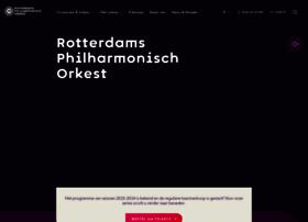 rotterdamsphilharmonisch.nl
