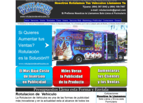 rotulaciondevehiculos.co