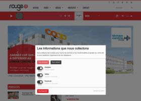 rougefm.com