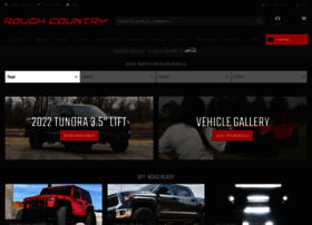 roughcountry.com