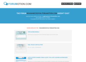 roughnecksxvm.forumotion.com