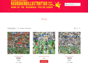 roundheadillustration.com