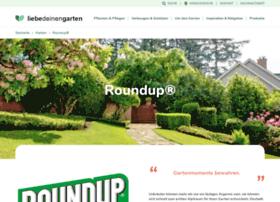 roundup-garten.de