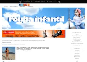roupainfantil.org