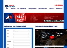 route14autoparts.com
