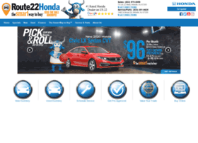 route22honda.com