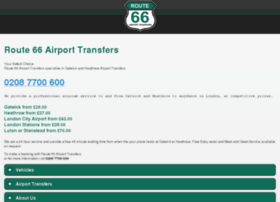 route66airporttransfers.co.uk