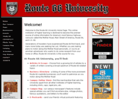 route66university.com