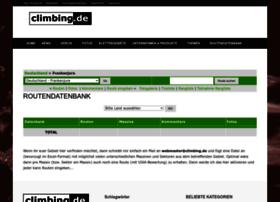routen.climbing.de