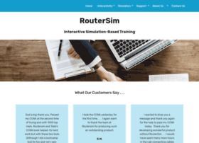 routersim.com