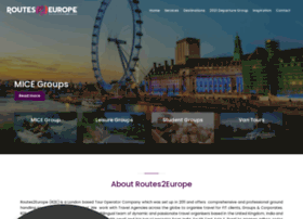 routes2europe.com