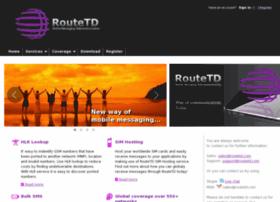 routetd.com