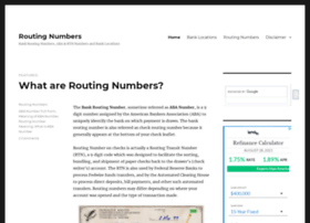 routingno.com