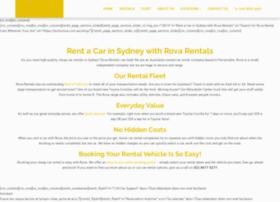rovarentals.com.au