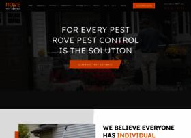 rovepestcontrol.com