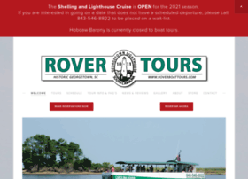 roverboattours.com