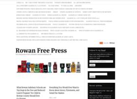 rowanfreepress.com