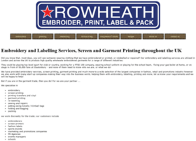 rowheath.com