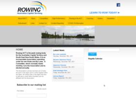 rowingact.org.au