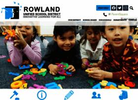 rowlandschools.org