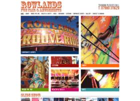 rowlandsfunfair.co.uk