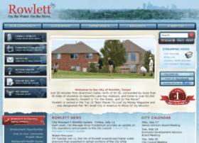 rowlett-texas.info